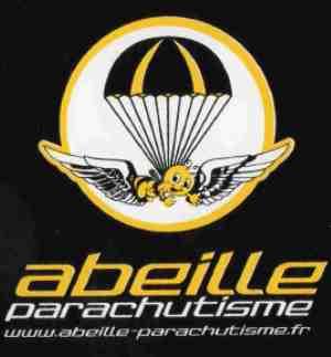 parachutisme abeille